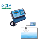 Ultrasonic Level Transmitter iSOLV LevelWizard II