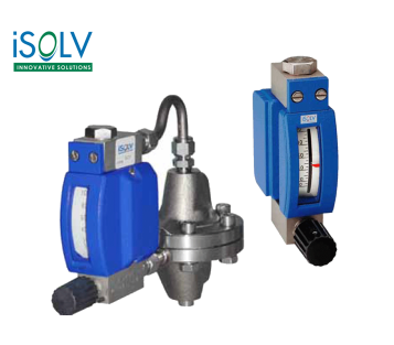 Variable Area Flowmeter iSOLV MMT28 / MMT19 - Miniature Metal Tube Variable Area Flowmeter 1 mmt
