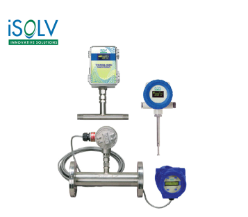 Thermal Mass Flowmeter iSOLV Thermal Mass Flowmeter 1 thermalmassflowmeter